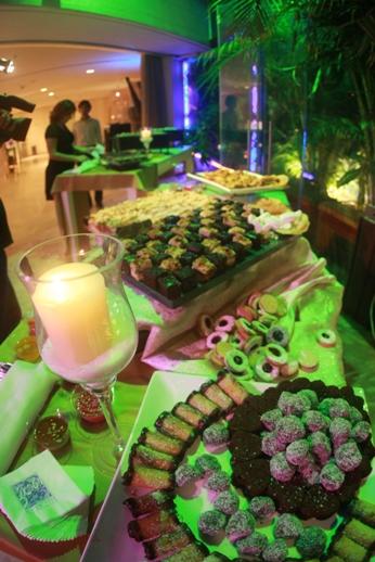 אוכל בחתונה